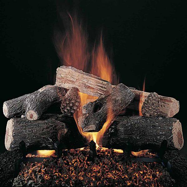 Rasmussen Evening Lone Star Gas Logs
