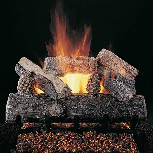 Rasmussen Lone Star Gas Logs