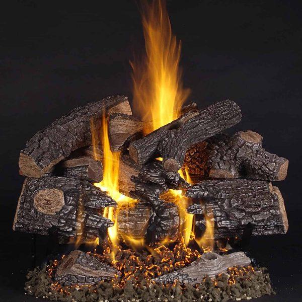 Rasmussen TimberFire Gas Logs