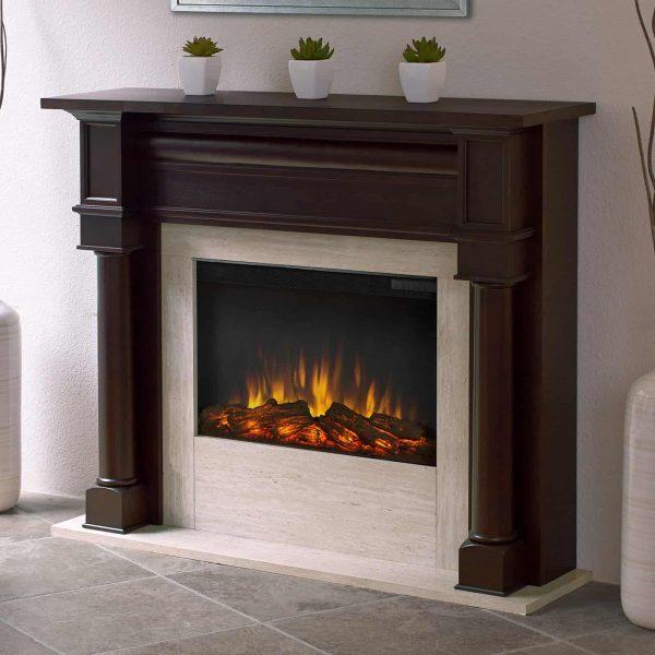 Real Flame Berkeley Electric Fireplace 1