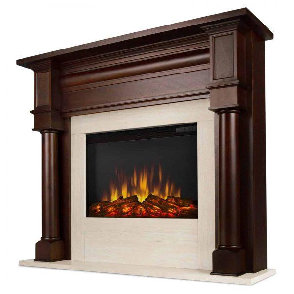 Real Flame Berkeley Electric Fireplace 2