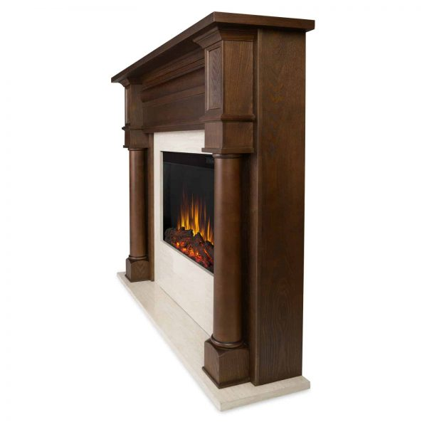 Real Flame Berkeley Electric Fireplace 3