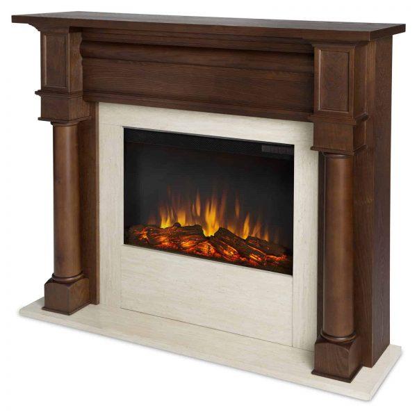 Real Flame Berkeley Electric Fireplace
