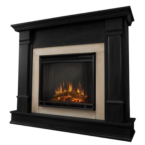 Real Flame Silverton Electric Fireplace 1