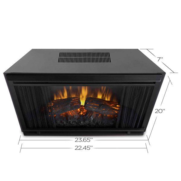 Real Flame Standard Electric Firebox 2