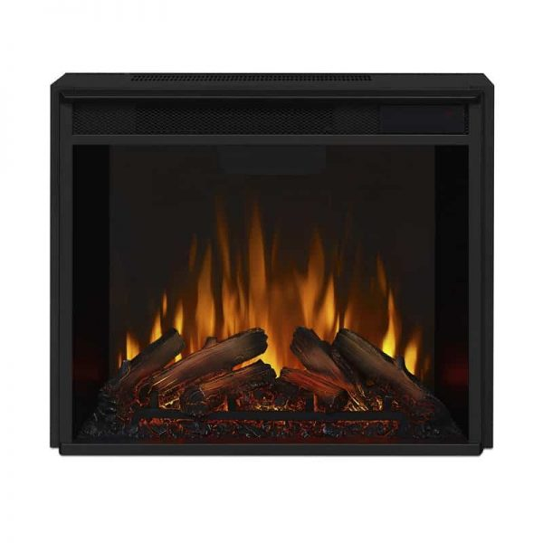 Real Flame VividFlame Electric Firebox in Black 17