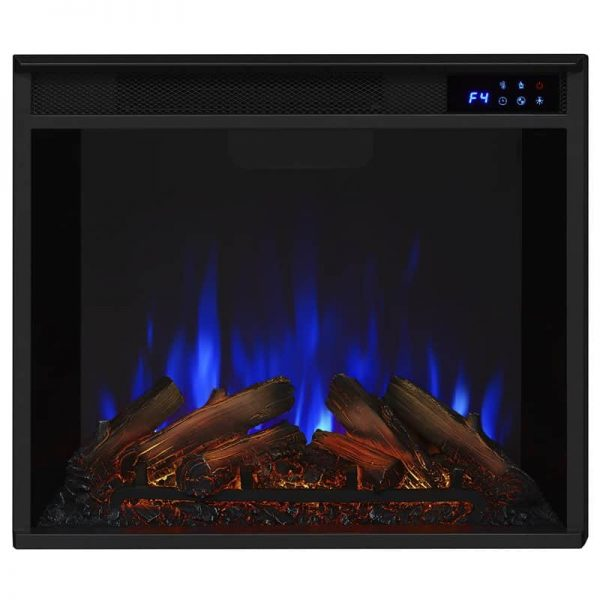 Real Flame VividFlame Electric Firebox in Black 5
