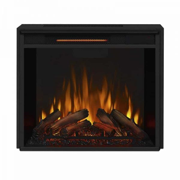 Real Flame VividFlame Electric Firebox in Black 8