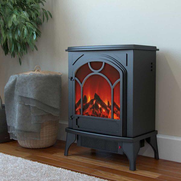 Regal Flame Aries Electric Stove 2