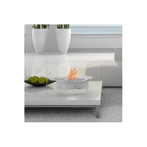 Regal Flame Arkon Portable Bio Ethanol Tabletop Fireplace 1