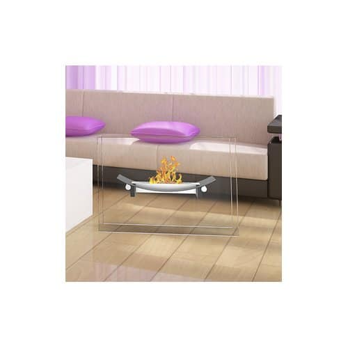 Regal Flame Bow Ventless Ethanol Fireplace