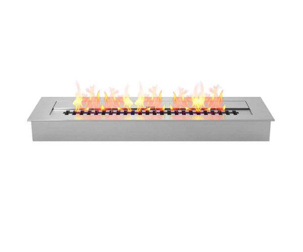 Regal Flame EBP4024-EF 24 in. Pro Bio Ethanol Fireplace Burner Insert - 4.8 Litre 1