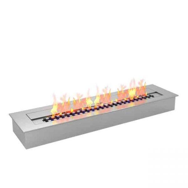 Regal Flame EBP4024-EF 24 in. Pro Bio Ethanol Fireplace Burner Insert - 4.8 Litre