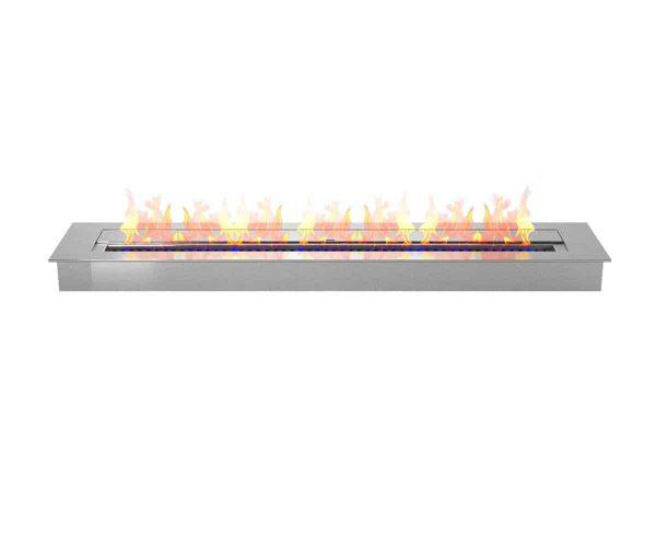 Regal Flame EBP4036-EF 36 in. Pro Bio Ethanol Fireplace Burner Insert - 7.4 Litre 1