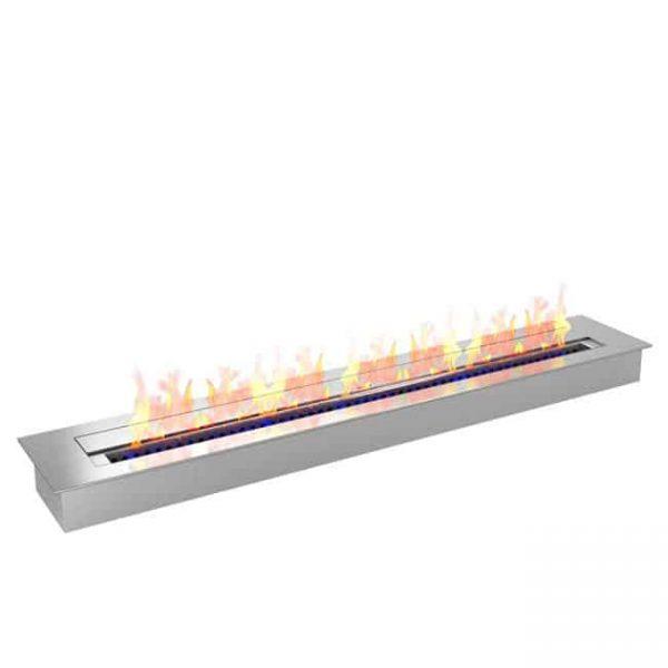 Regal Flame EBP4036 Pro 36 in. Bio Ethanol Fireplace Burner Insert - 7.4 Liter