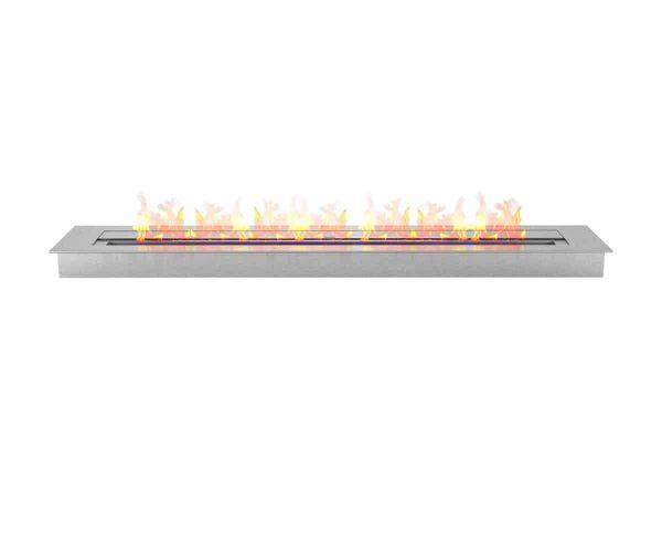 Regal Flame EBP4047-EF 47 in. Pro Bio Ethanol Fireplace Burner Insert - 9.9 Litre 1