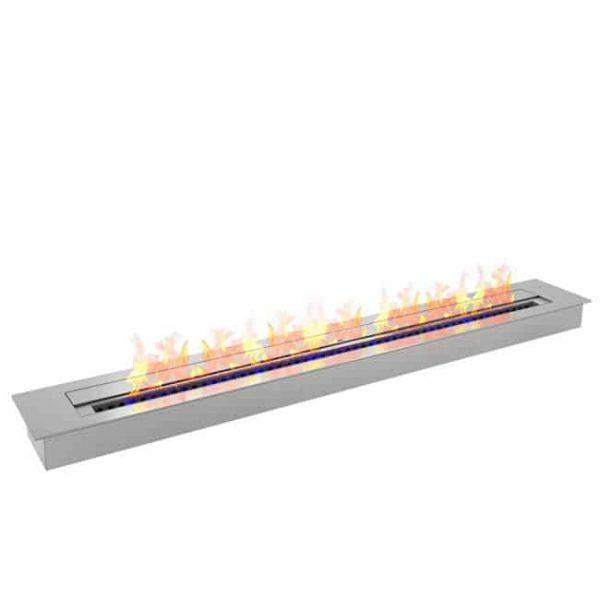 Regal Flame EBP4047-EF 47 in. Pro Bio Ethanol Fireplace Burner Insert - 9.9 Litre