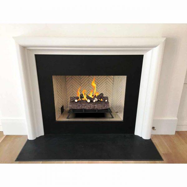 Regal Flame ECK20WD15 18in Wood Convert to Ethanol Fireplace Log Set - Oak 1