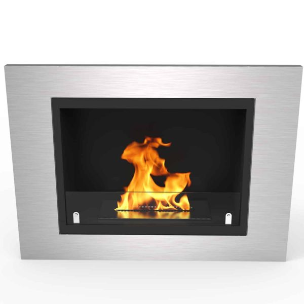 Regal Flame ER8018 Venice 32in Ventless Bio Ethanol Wall Mounted Fireplace 2