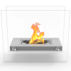 Regal Flame ET7007GRY Monrow Ventless Tabletop Portable Bio Ethanol Fireplace in Gray 3