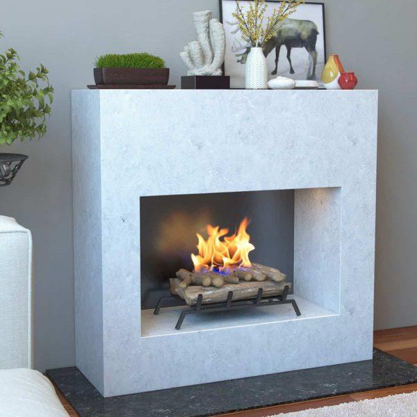 Regal Flame Ethanol Fireplace Log 4