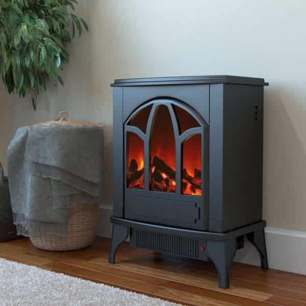 Regal Flame Juno Electric Stove 2