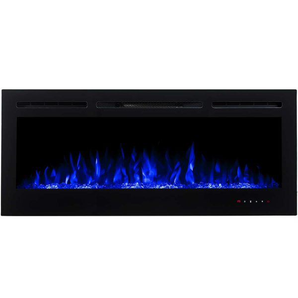 Regal Flame LW2035MC Lexington 35in Wall Mounted Electric Fireplace - MultiColor 1