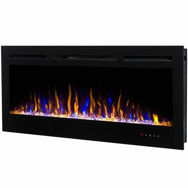 Regal Flame LW2035MC Lexington 35in Wall Mounted Electric Fireplace - MultiColor 2