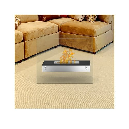Regal Flame Vista Portable Bio Ethanol Tabletop Fireplace