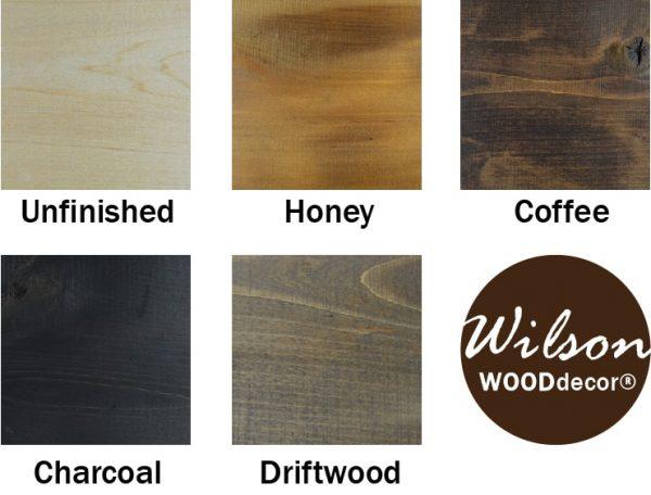 "Rustic Farmhouse Wood Mantel Shelf 36""L x 3"" Thick x 8"" Wide Coffee 3"