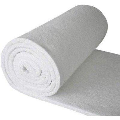"Ryan Rove Ventless Bio Ethanol Fireplace Fuel Ceramic Wool Wick Sponge 8X3.5"""