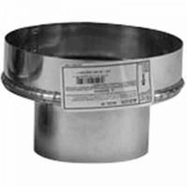 SELKIRK 243246 Chimney Adapter Galvanized