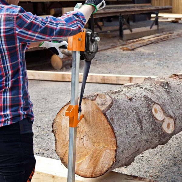 SMART Products 7350003591016 Tree Felling Pusher Log Lifting Tool Arborist Forestry Timber Winch 1