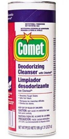 Saalfeld Redistribution Comet Surface Cleaner - 32987CS - 24 Each / Case