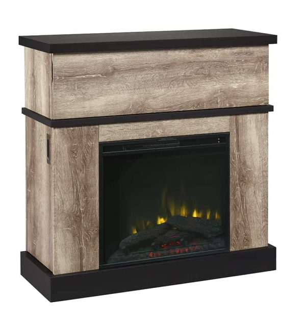 Sarah Electric Fireplace Mantel by Cᶟ