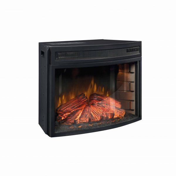 Sauder Select Curved Electric Fireplace Converter Kit
