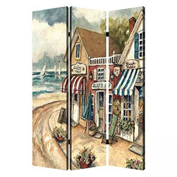 Seaside Town Screen