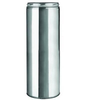Selkirk 206018 Sure Temp Insulated Chimney Pipe 18 Inch By 6 Inch