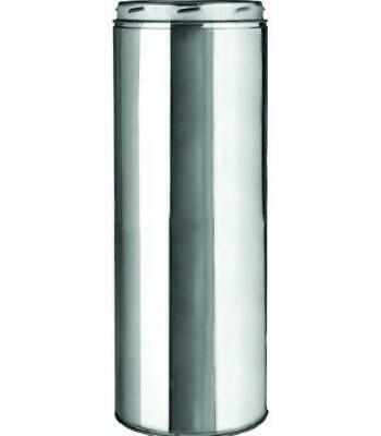 Selkirk 208018 Sure Temp Insulated Chimney Pipe 18 Inch By 8 Inch