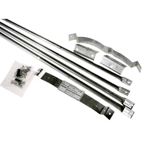 "Selkirk 8T-RBK 8"" Stainless Steel Roof Brace Kit"