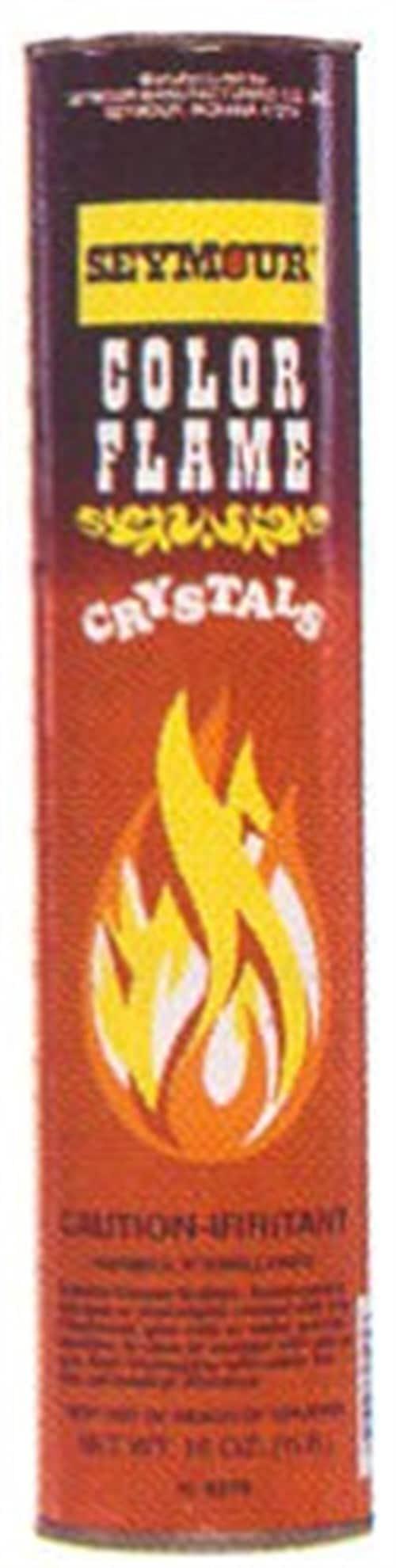 Seymour Mfg. 30-525 Color Flame Crystals-LB COLOR CRYSTALS 1