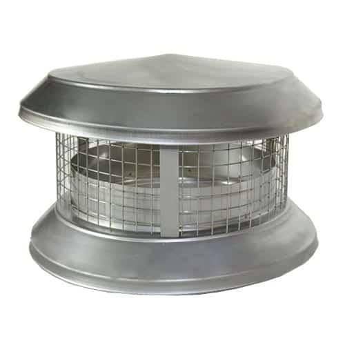 Shasta Vent 8 Inch Deluxe Chimney Cap