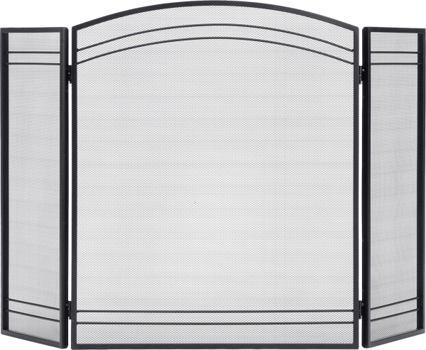 ShelterLogic Steel Classic Fireplace Screen