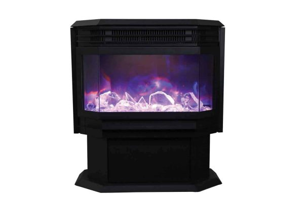 Sierra Flame Freestanding Electric Fireplace 3