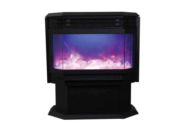 Sierra Flame Freestanding Electric Fireplace 4