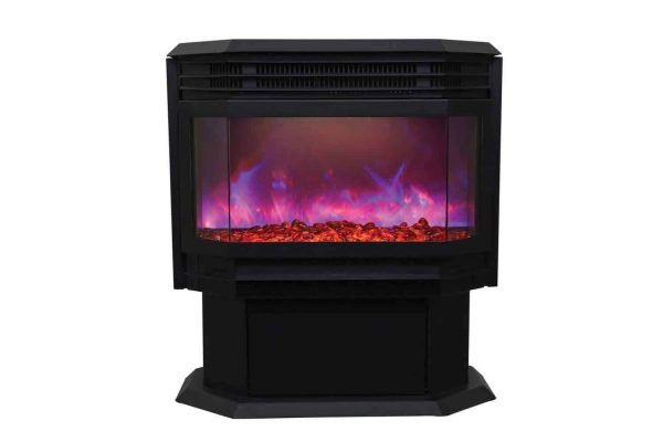 Sierra Flame Freestanding Electric Fireplace 5