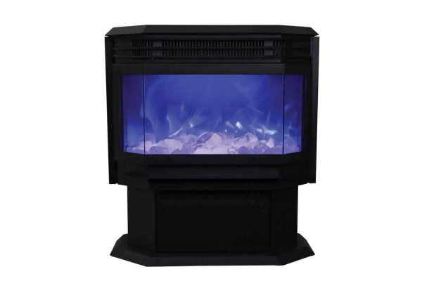 Sierra Flame Freestanding Electric Fireplace 6