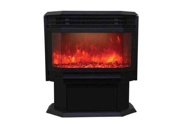 Sierra Flame Freestanding Electric Fireplace