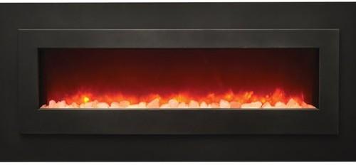 Sierra Flame Linear Electric Fireplace