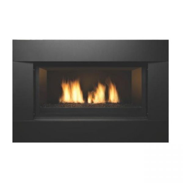 Sierra Flame NEWCOMB-36-NG 36 in. Newcomb Linear Direct Vent Gas Fireplace - Natural Gas